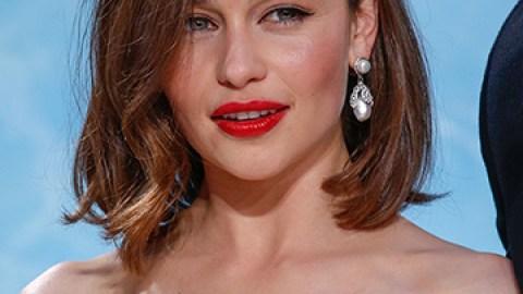 Emilia Clarke Got a Major Haircut | StyleCaster