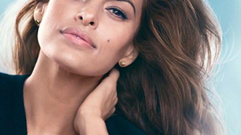 Eva Mendes Is the New Face of Estée Lauder | StyleCaster