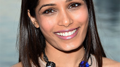 News: Frieda Pinto Gets a Bob; On-Trend Hairstyles for 2015 | StyleCaster