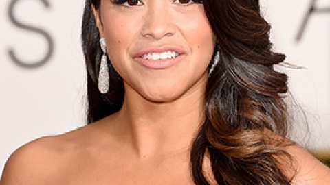 News: Steal Golden Globes Winner Gina Rodriguez's Glam Waves; Jared Leto Does Man Braids | StyleCaster