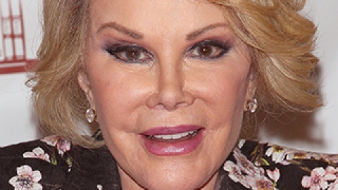 News: Joan Rivers's Best Beauty Quotes; The Right Way to Brush Your Teeth | StyleCaster
