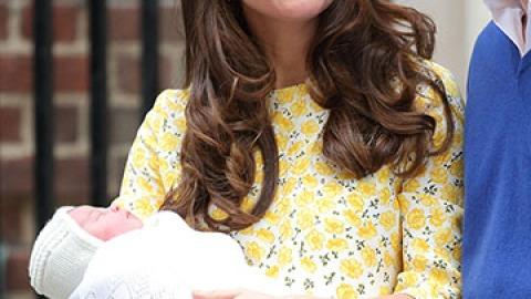 Kate Middleton's Post-Baby Hair Looked Incredible   StyleCaster