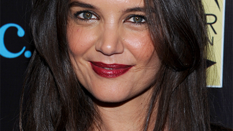 News: Katie Holmes's Secret Hair Weapon; The Lazy Girl's Guide to Working Out | StyleCaster