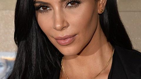 Kim Kardashian's TMI Confession   StyleCaster