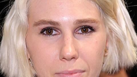 News: Zosia Mamet Talks Hair; Skin Care Tips for Your 20s | StyleCaster