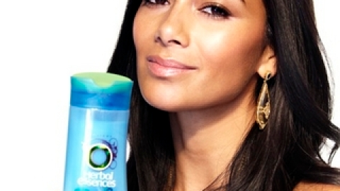 Nicole Scherzinger Is the New Face of Herbal Essences | StyleCaster