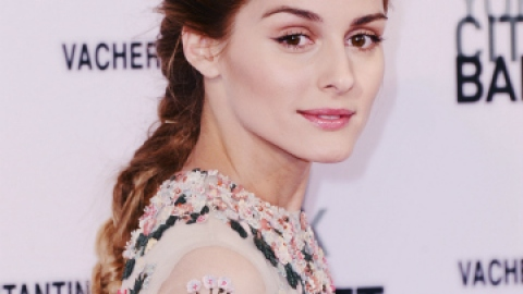 Get the Look: Olivia Palermo's Beautiful Braid | StyleCaster