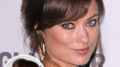 Get Olivia Wilde's 'Glamour'-ous Hairstyle   StyleCaster