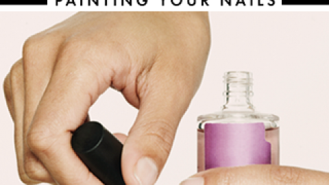 You're Doing It Wrong: Polishing Your Nails | StyleCaster