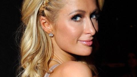 Get The Look: Paris Hilton's Half Headband Braid   StyleCaster