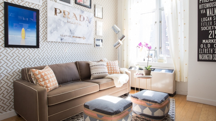 How to Mix Patterns in Your Home Like a Pro