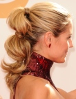 5 New Ways to Wear a Ponytail, Spotted at the Emmys