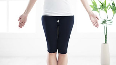 Easy Tricks for Better Posture and Balance   StyleCaster
