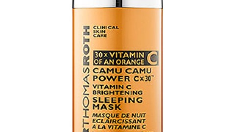 Game Changer: This Overnight Mask Perfects Skin While You Snooze   StyleCaster