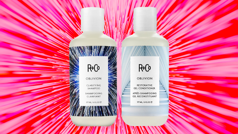 A Not-So-#Basic Shampoo and Conditioner Combo for Really, Really Clean Hair | StyleCaster