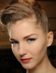 Retro Hair and Makeup Looks to Try This Fall