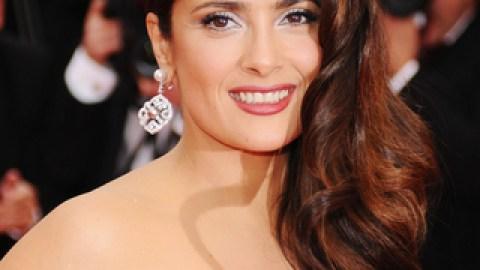 Salma Hayek Told Us Her Best Beauty Secrets   StyleCaster