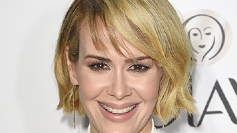 10 Times Sarah Paulson Was Our Hair Idol   StyleCaster