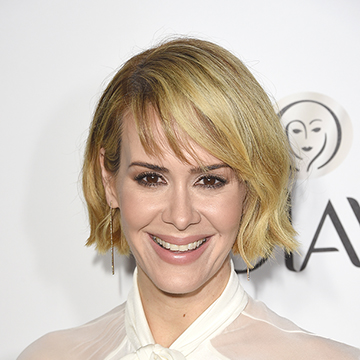 Why Sarah Paulson Needs to Be Your New Hair Idol
