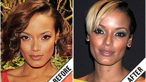 The Makeover Poll: Selita Ebanks' Edgy Crop | StyleCaster