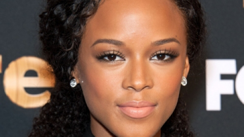 News: Serayah McNeill's Curly Hair Tips | StyleCaster