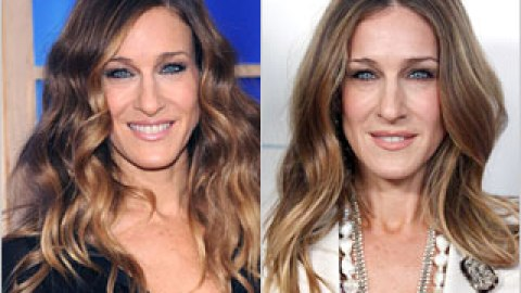 Sarah Jessica Parker's Smooth & Wavy Hairstyle   StyleCaster