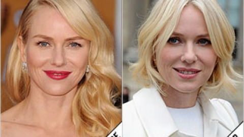 The Makeover Poll: Naomi Watts Cut Her Hair | StyleCaster