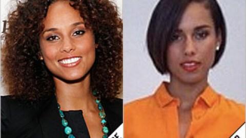 The Makeover Poll: Alicia Keys Gets A Bob   StyleCaster