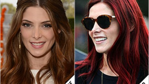 The Makeover Poll: Ashley Greene Is Fiery Red | StyleCaster
