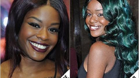 The Makeover Poll: Azealia Banks' Emerald Locks | StyleCaster
