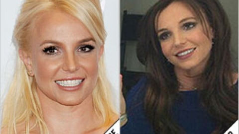 The Makeover Poll: Britney Spears Is a Brunette | StyleCaster