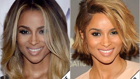 The Makeover Poll: Ciara Gets A Bob   StyleCaster