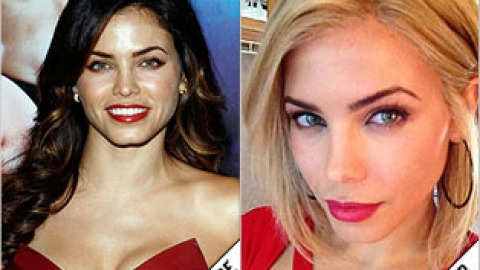 The Makeover Poll: Jenna Dewan Goes Blonde! | StyleCaster