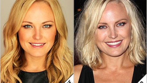 The Makeover Poll: Malin Akerman Gets A Bob | StyleCaster