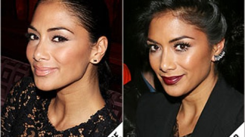 The Makeover Poll: Nicole Scherzinger's Two Different Looks | StyleCaster