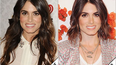 The Makeover Poll: Nikki Reed Chopped Off Her Hair | StyleCaster