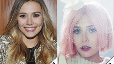 The Makeover Poll: Lizzie Olsen Shows Off Her Colorful Personality | StyleCaster