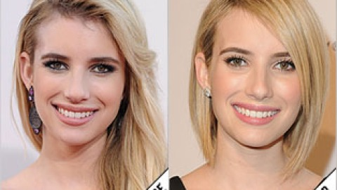 The Makeover Poll: Emma Roberts' New Bob | StyleCaster
