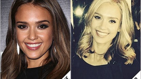 The Makeover Poll: Jessica Alba Goes Blonder | StyleCaster