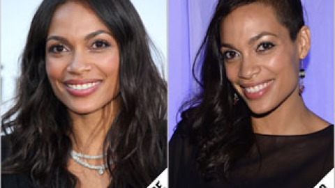 The Makeover Poll: Rosario Dawson Shaves Half Her Head | StyleCaster