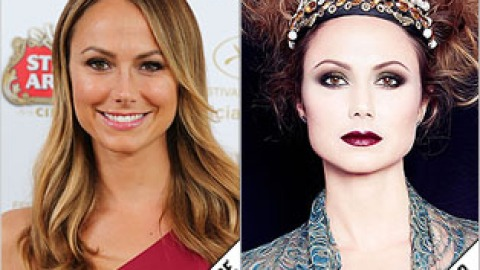 The Makeover Poll: Stacy Keibler's High Fashion Makeover | StyleCaster