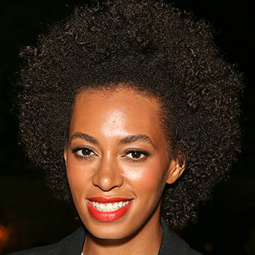 Crowning Glory: 10 Celebs Rocking Natural Hairstyles