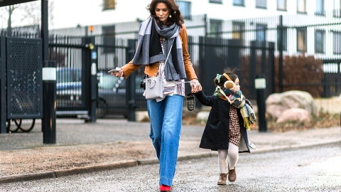 Get to Know 21 of the Most Stylish Moms in Fashion | StyleCaster