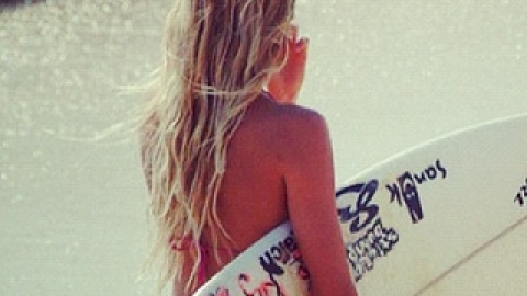 Instagram Inspiration: Beach-Worthy Hair   StyleCaster