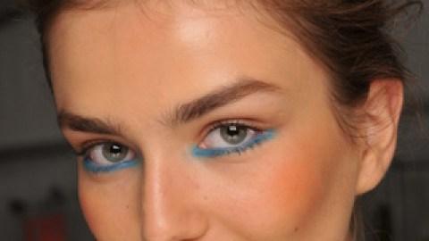 Get The Look: Summery Aqua Eyes | StyleCaster