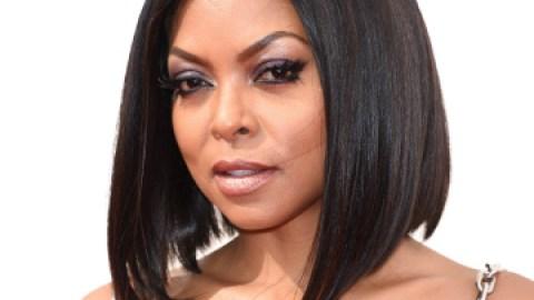 Get Taraji P. Henson's Sexy Emmys Eye Makeup | StyleCaster