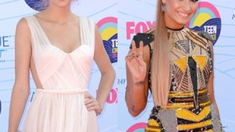 The Best & Worst Looks At The Teen Choice Awards | StyleCaster