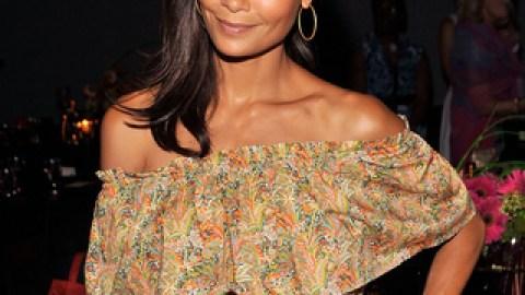 Thandie Newton's Beauty Secret | StyleCaster