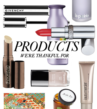 15 Beauty Products We're Thankful For