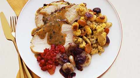 Thanksgiving Foods That Make You More Beautiful | StyleCaster